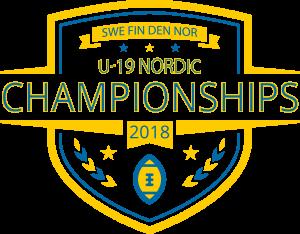 Nordiska mästerskapet Amerikansk fotboll U19 2018