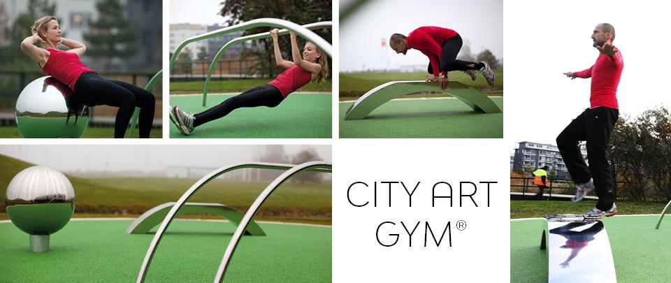 CITY ART GYM® – Konsten att träna i staden. Design City Art Gym Sweden AB