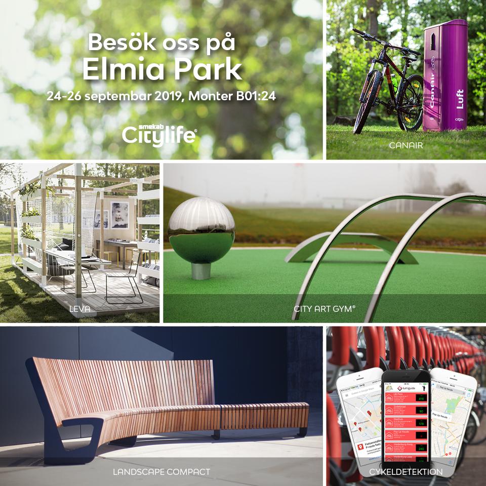 Elmia Park 2019