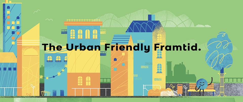 Smekab Citylife Hållbarhetsredovisning 2018 - The Urban Friendly Framtid.