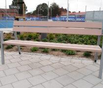 Kristianstads Arenaområde, Vera parkmöbel/soffa, Smekab Citylife.