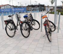 Kristianstads Arenaområde, Sinus cykelpollare, Smekab Citylife.