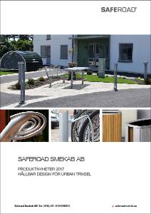 Broschyr Saferoad Smekab - Produktnyheter 20170105