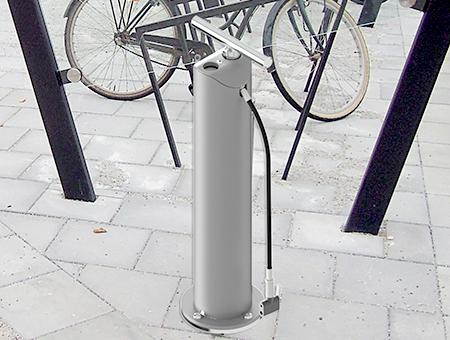 PUMPER cykelpump