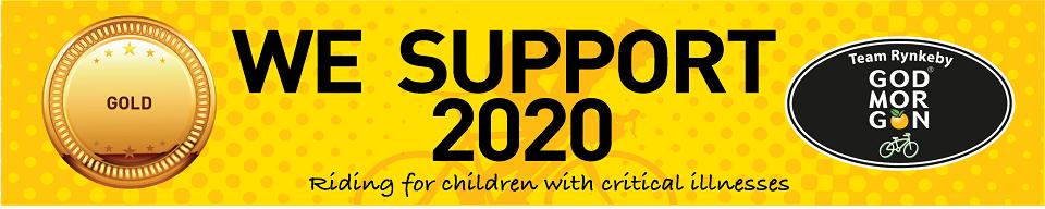 Smekab Citylife stödjer Barncancerfonden och Team Rynkeby Kristianstad 2020